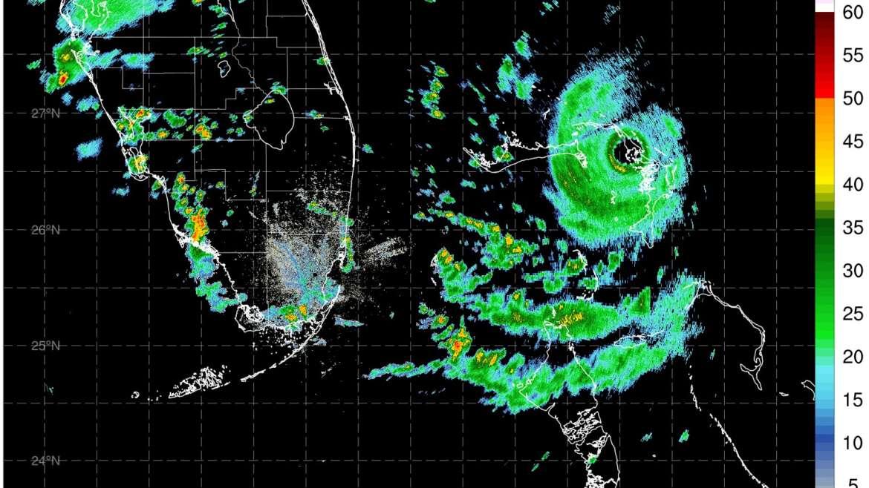 Une pensée chaleureuse pour les Bahamas qui subissent très sévèrement l'ire…