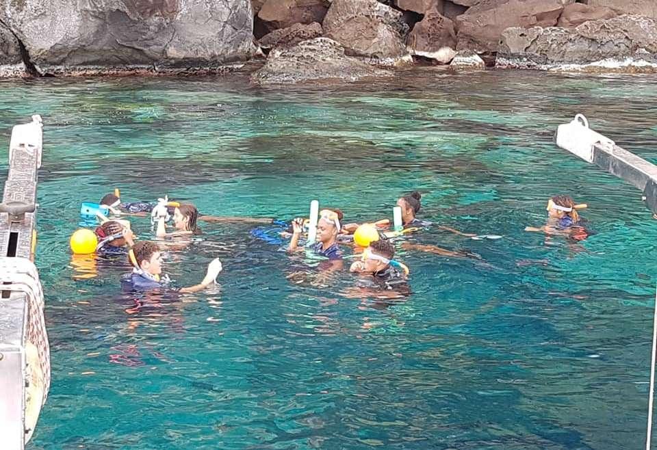 #entreamis #anniversaire #privatisation #fun #snorkeling #paddle #catamaran #mar…